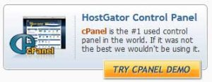 Hostgator hosting control panel