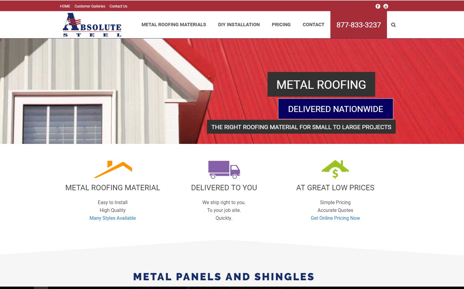 Metal Roofing Source