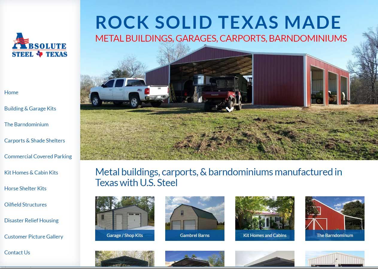 Absolute Steel Texas