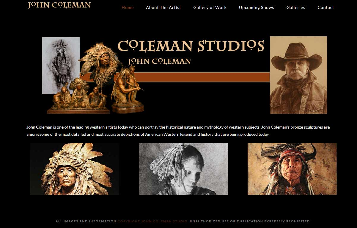 John Coleman Studios