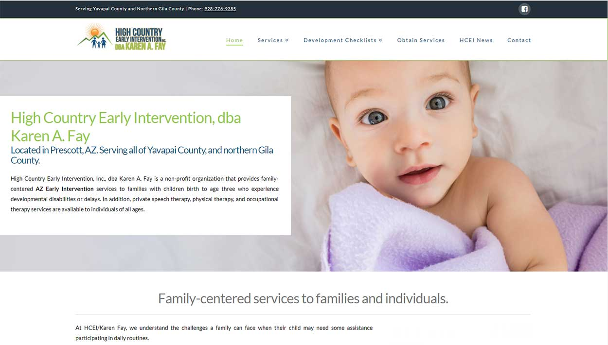 High Country Early Intervention