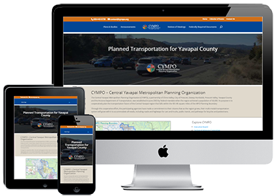 Government and Non Profit Website Services