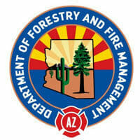 AZ Department of Forestry Logo