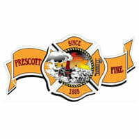 Prescott Fire Department Logo