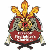 Prescott Firefighters Charities Logo