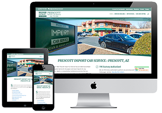 Prescott Area Website Management