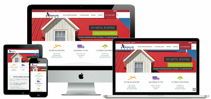 Metal Roofing Source Website